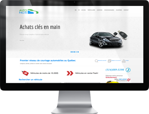 Autopacte Canada by i-Think